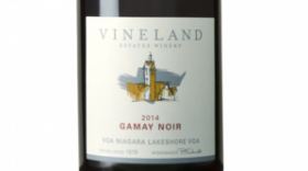 Vineland Estates Winery 2014 Gamay Noir | Red Wine