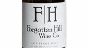 Forgotten Hill Wine Co. 2015 Pinot Gris | White Wine