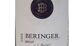 Beringer Founders' Estate 2008 Merlot | Red Wine