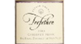 Trefethen Family Vineyards 2011 Cabernet Franc Label