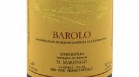 M. Marengo Barolo 2013 | Red Wine