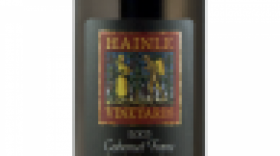 Hainle Vineyards Estate Winery 2003 Hainle Cabernet Franc Label