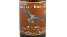 Osprey's Dominion 2012 Riesling Label