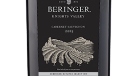 Beringer 2015 Knights Valley Cabernet Sauvignon | Red Wine