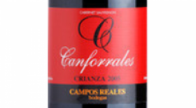 Campos Reales 2013 Canforrales Crianza | Red Wine
