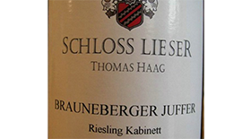 Brauneberger Juffer Label