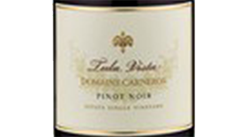 Tula Vista Pinot Noir Label