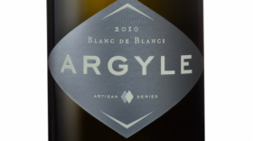Argyle Blanc de Blancs 2010 Label