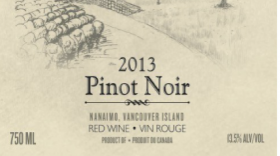 Millstone Estate Winery 2009 Pinot Noir | Red Wine