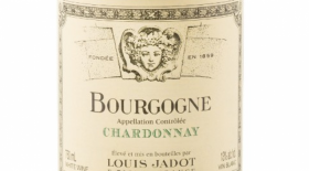 Louis Jadot Bourgogne Chardonnay Label
