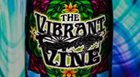 The Vibrant Vine 2013 Pinot Gris (Grigio) Label