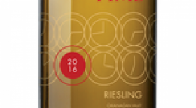 TIME Winery 2016 Riesling | White Wine