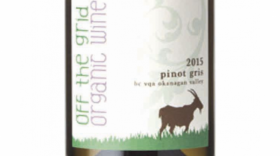 Off The Grid Organic Winery 2017 Pinot Gris (Grigio) | White Wine