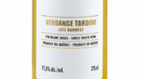 Vignoble du Marathonien 2015 Vendange Tardive | White Wine