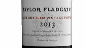 Taylor Fladgate Late Bottle Vintage Port (Ruby) Label