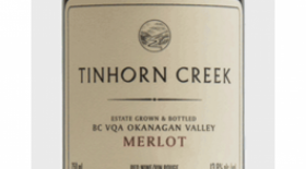 Tinhorn Creek Vineyards 2013 Merlot | Red Wine