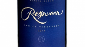 Reynvaan Family Vineyards Stonessence 2015 Syrah Label