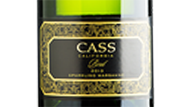 Cass 2012 Sparkling Wine Label
