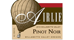 Pinot Noir - Willamette Valley Label