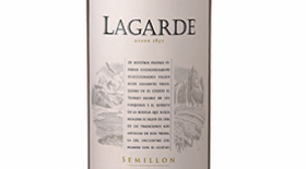 Bodega Lagarde 2017 Semillon | White Wine