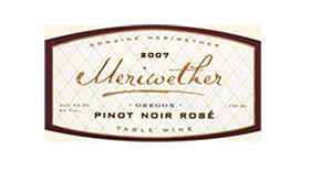NV Pinot Rosé Label