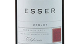 Esser Vineyards 2012 Merlot | Red Wine