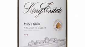 King Estate Winery 2015 Pinot Gris (Grigio) | White Wine