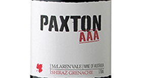 Paxton Wine 2012 AAA | Red Wine