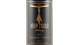 Deep Roots Winery 2016 Cabernet Franc | Red Wine