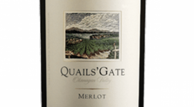 Quails' Gate Winery 2014 Merlot | Red Wine
