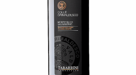 Tabarrini Colle Grimaldesco Sagrantino 2012 Label