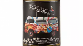 Ruby Blues 2017 Viognier | White Wine