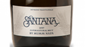 Santana Supernatural Brut 2007 | White Wine