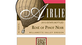 Estate Rosé Label