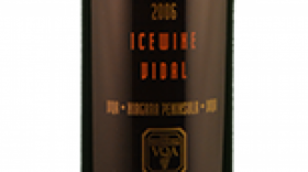 Legends Estates Winery 2012 Icewine Vidal Label