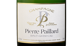 Pierre Paillard Brut Grand Cru Label