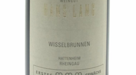 Hans Lang Riesling 2009 Wisselbrunnen  | White Wine