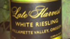 Late Harvest White Riesling | White Wine