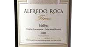 Alfredo Roca 2011 Malbec | Red Wine