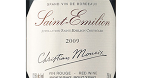 Christian Moueix Saint-Émilion Label