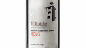 Hillside Winery & Bistro 2015 Cabernet Franc blend | Red Wine