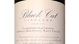 Cabernet Sauvignon,  Howell Mountain Label