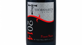 Thornhaven Estates Winery 2014 Pinot Noir | Red Wine