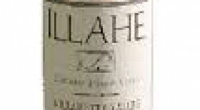 Illahe Vineyards Estate Pinot Gris 2014  Label