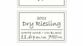 SummerGate 2011 Dry Riesling | White Wine