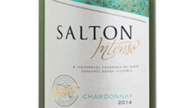 Salton Intenso Chardonnay Label