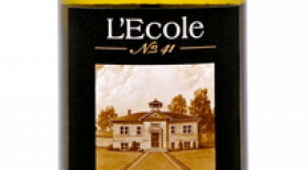 L'Ecole No. 41 2012 Chenin Blanc Label