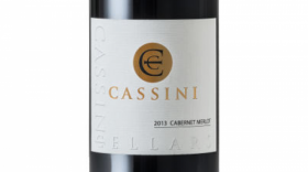 Cassini Cellars 2013 Cabernet Merlot  | Red Wine