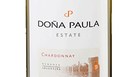 Doña Paula Estate 2013 Chardonnay Label
