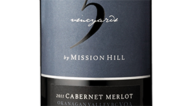 Mission Hill  2011 Five Vineyards Cabernet Merlot | Red Wine